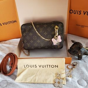 ❤Louis Vuitton Monogram Trousse 23❤